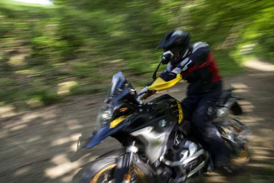 Corso guida moto enduro offroad
